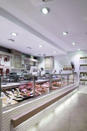 Technologia Led W Oświetleniu Sklepów Mięsnych Firmymiesne