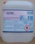 Preparat do dezynfekcji powierzchni w zakładach mięsnych ALK-DES